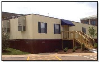 6-plex Northeast Christian Church Modular Building